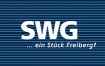 Logo: SWG... ein Stück Freiberg